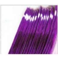 Лента для дизайна ногтей - фиолетовая