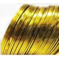 Лента для дизайна ногтей - золотая