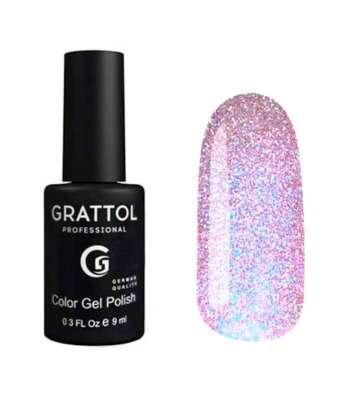 Grattol, Гель-лак Luxury stones, Quartz № 09, 9 мл.