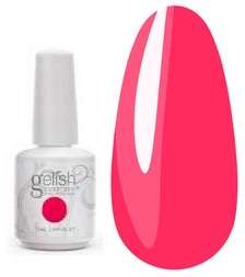 Gelish, гель-лак - Pacific Sunset-Pink Creme, № 01619, 15 мл.