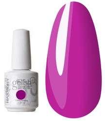 Gelish, гель-лак - Tahiti Hottie-Purple Creme, № 01620, 15 мл.