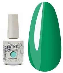 Gelish, гель-лак -Rub Me The Sarong Way-Teal Creme, № 01622, 15 мл.