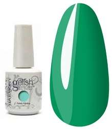 Gelish, гель-лак -Rub Me The Sarong Way-Teal Creme, № 01622, 15 мл.