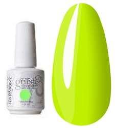 Gelish, гель-лак - Lime All The Time-Lime Green Creme, № 01623, 15 мл.