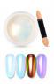 UV/LED Гель краска 02 Черный PNB, 5 ml