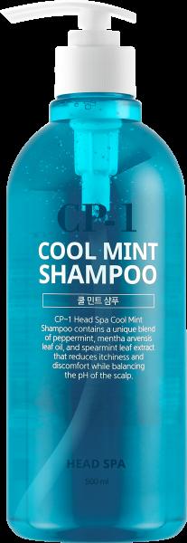 [ESTHETIC HOUSE] CP-1 Шампунь для жирной кожи головы,  Head Spa Cool Mint Shampoo, 500 мл.