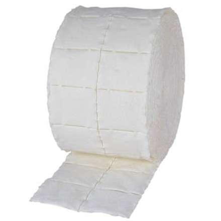 Салфетки безворсовые, х/б в рулоне, 500 шт.
