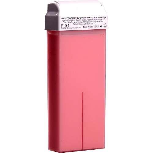RO.IAL PRO, воск в картридже, розовый, 110 гр.