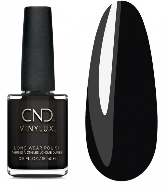 CND Vinylux лак для ногтей, № 105 Black Pool