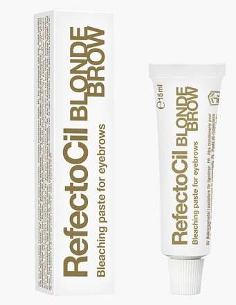 RefectoCil Blonde Brow, Краска блонд-осветитель №0, 15 мл.