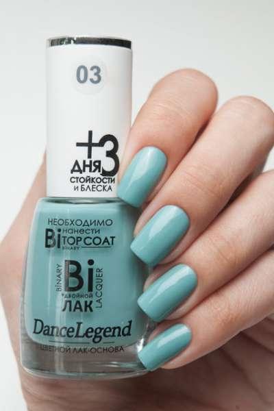 Dance Legend, лак для ногтей - цвет № 03 Olga