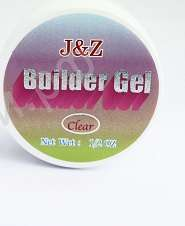 J&Z Builder Gel Pink Розовый, 14 гр.