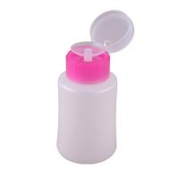 Дозатор с помпой (с розовым ободком), 200 МЛ