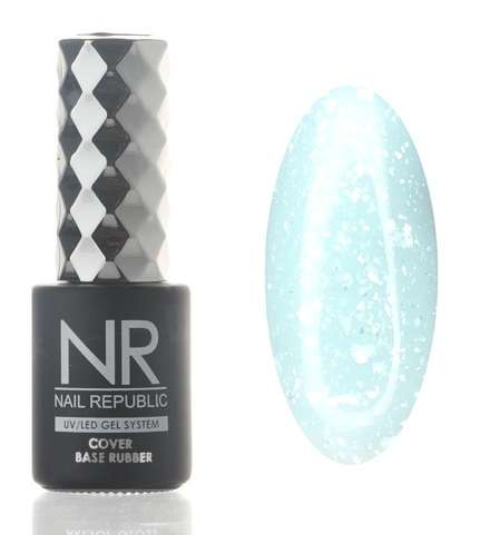 Nail Republic BASE GEL ELASTIC,  10 мл