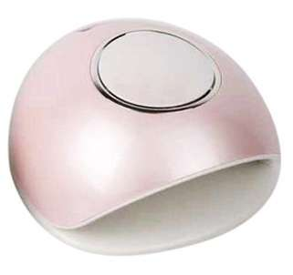 F4, Лампа LED/UV, с вентилятором, розовая, 48 Вт.
