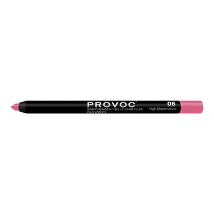 Provoc Гелевый карандаш для губ №06