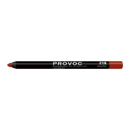 Provoc Гелевый карандаш для губ №218