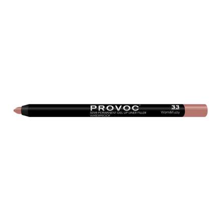 Provoc гелевый карандаш для губ №33