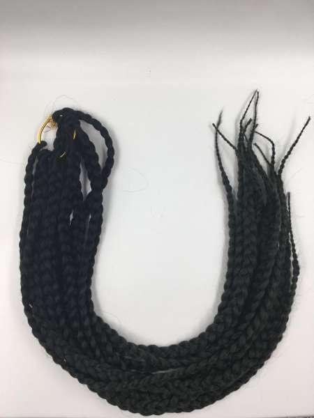 Афрокосы № 1, 60 см, 12 шт