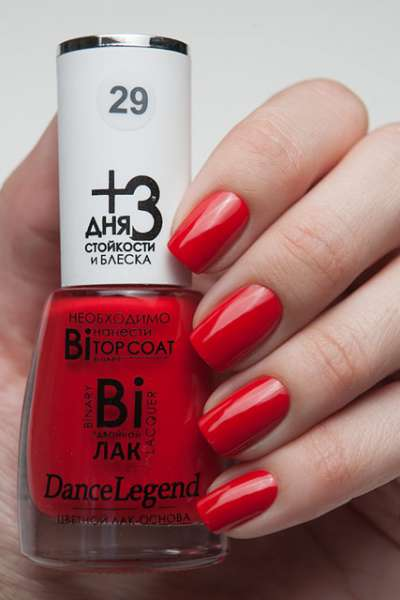 Dance Legend, лак для ногтей - цвет № 29 Lubov