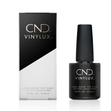 CND Vinylux, топ для лака Weekly Top Coat, 15 мл.