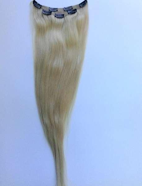 Славянские волосы на заколках  60 см (тон 56)