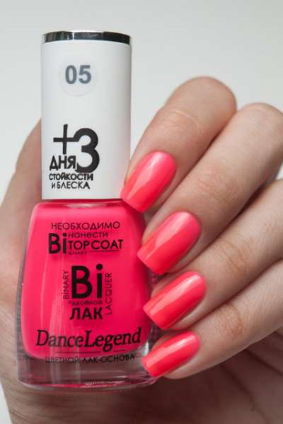 Dance Legend, лак для ногтей - цвет № 05 Helena