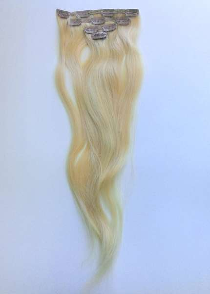 Славянские волосы на заколках  60 см (тон 65)