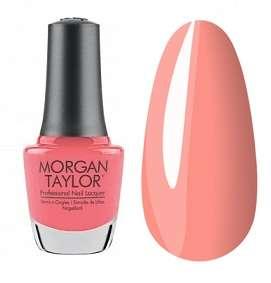 """Morgan Taylor -  Лак для ногтей №50170 """"Карета подана"""""""