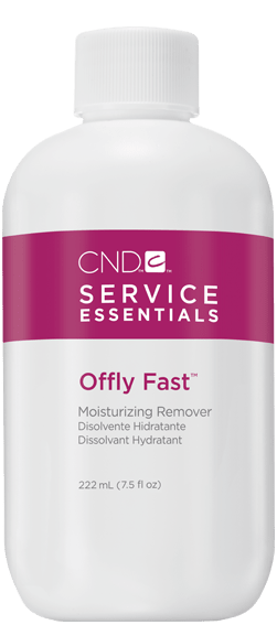 CND Shellac, Offly Fast - Жидкость для снятия  и акрила, 222 мл.