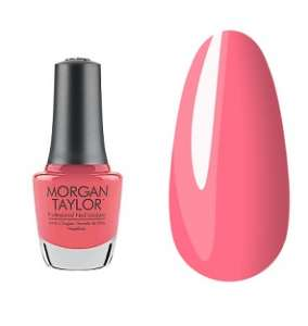 "Morgan Taylor -  Лак для ногтей №50176""Канкан"""