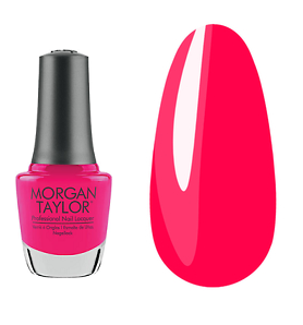 "Morgan Taylor - Лак для ногтей №5018 ""Папарацци"""