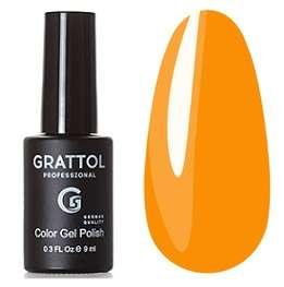 Grattol, Гель-лак № 181 Saffron, 9 мл