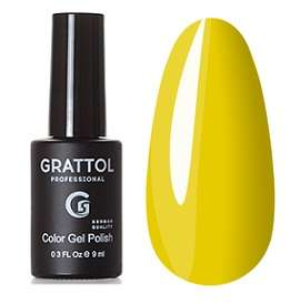 Grattol, Гель-лак № 189 Chartreuse, 9 мл