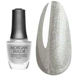 """Morgan Taylor - Лак для ногтей  №50194 """"Платиновая огранка"""""""