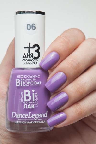 Dance Legend, лак для ногтей - цвет № 06 Marina