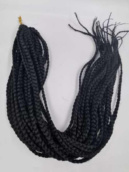 Mini Афрокосы № 1, 65 см, 22 шт
