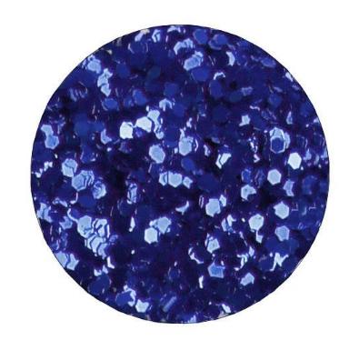 Декор Galaxy, Соты Mix размеров №4, Синие
