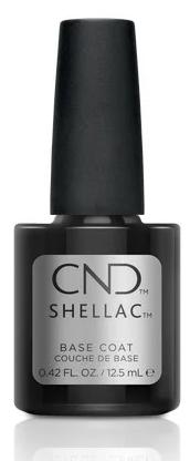 CND Shellac, UV Base Coat, Базовое покрытие, 12,5 мл.