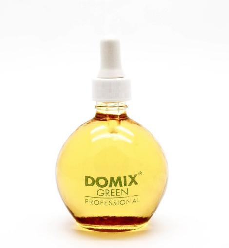 DGP Domix Масло для ногтей и кутикулы с пипеткой  Виноградная косточка,75мл