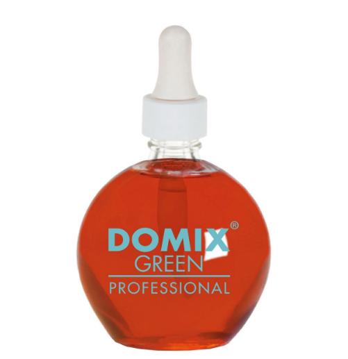 DGP Domix Масло для ногтей и кутикулы с пипеткой  Миндальное,75мл