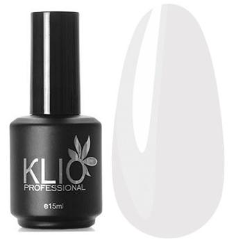 Klio Professional, Камуфлирующая база Natural White, 15 мл.