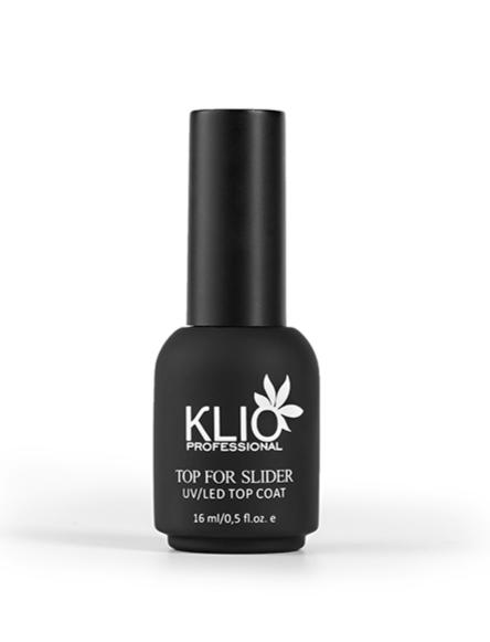 KLIO Professional Топ For SLIDER с липким слоем, 16 мл.