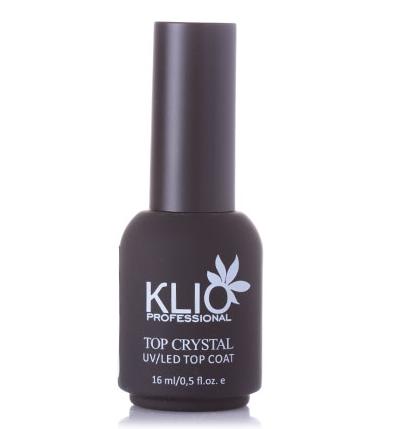 KLIO Professional Топ Crystal без л/с, 16 мл.
