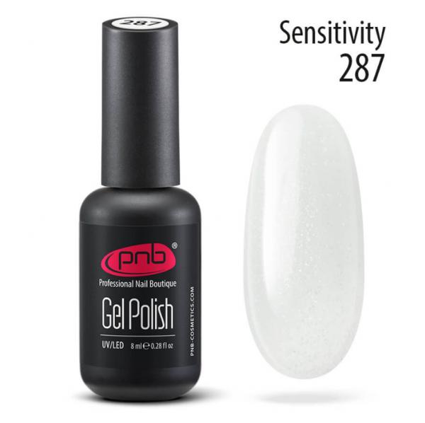 Pnb, Гель-лак Sensitivity № 287, 8 мл.