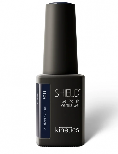 Kinetics Гель-лак SHIELD № 211, 15 мл.