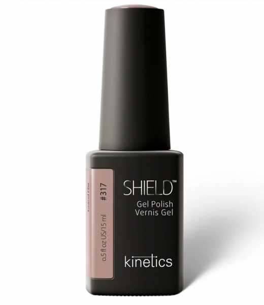 Kinetics Гель-лак SHIELD № 317, 15 мл.