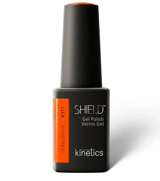 Kinetics Гель-лак SHIELD № 371, 15 мл.
