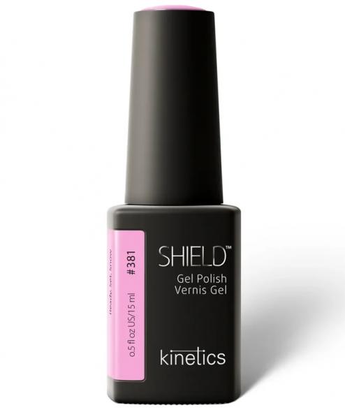Kinetics Гель-лак SHIELD № 381, 15 мл.