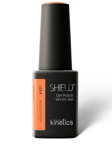 Kinetics Гель-лак SHIELD № 431, 15 мл.